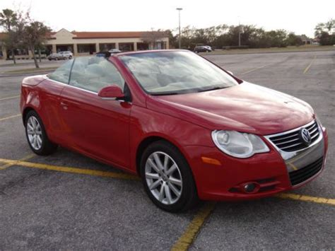 used volkswagen eos convertible manual 2008 eos convertible manual for sale floreal find used 2008 vw eos convertible 6 speed manual turbo extended moonroof heated seats in