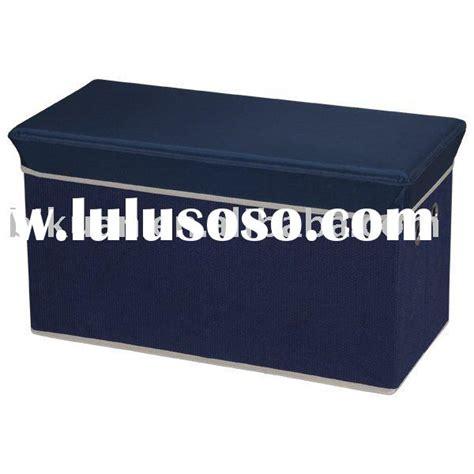 Foldable Fabric Storage Ottoman Storage Bench For Sale Fabric Ottoman Storage Bench