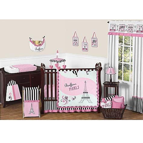 paris crib bedding sweet jojo designs paris crib bedding collection buybuy baby