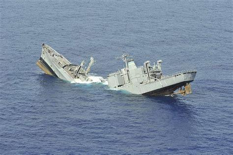 Navy Ship Sinking global navies assemble for rimpac images gcaptain