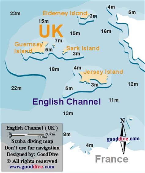map uk and channel islands channel islands map gooddive