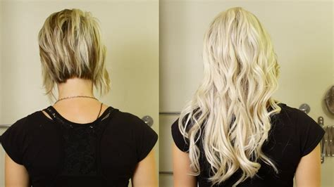 add extensions to hair don t wash the three diy how to add low lights to hair extensions