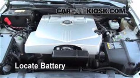 battery for 2003 cadillac battery replacement 2003 2007 cadillac cts 2006