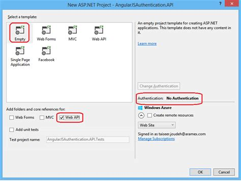 web api tutorial visual studio 2012 perfect mvc code token based authentication using asp net