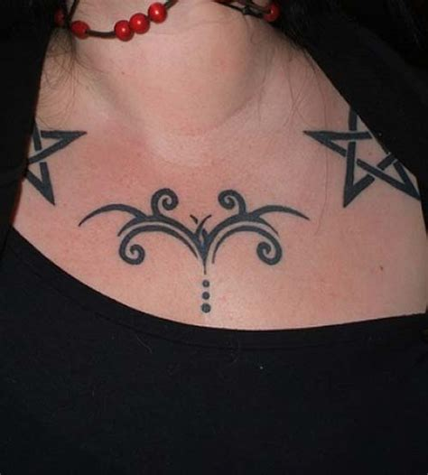12 unique chest tattoo designs for women amazing tattoo