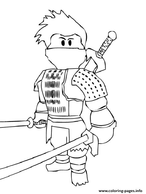 black ninja coloring pages print roblox ninja coloring pages smith pinterest