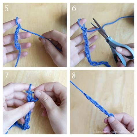 how to knit with your fingers how to finger knit and a yarn giveaway