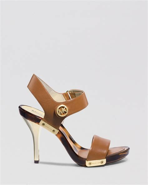 michael kors high heel sandals michael michael kors open toe platform sandals high