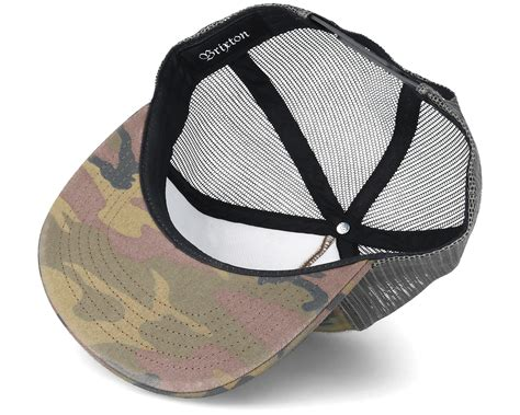 Vans Era Camo Grade A grade mesh camo trucker brixton casquette hatstore fr