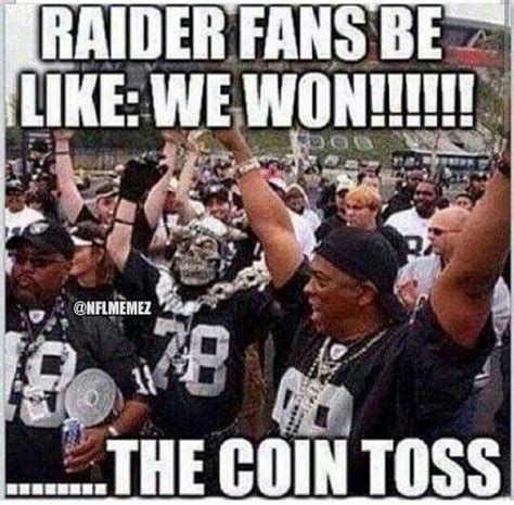 Raider Hater Memes - 549 best images about football follies on pinterest