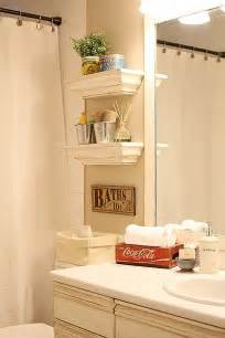 Shelves For Small Bathroom Small Shelves Above Toilet Heavenly Homes
