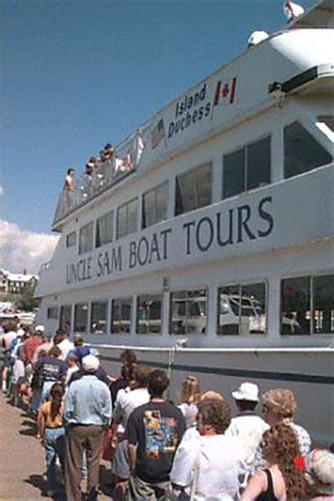 uncle sam boat tours to singer castle 1000 islands photo gallery 1000 islands