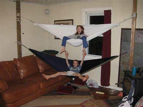 How To Set Up A Hammock Indoors my indoor hammock setups hammock forums gallery