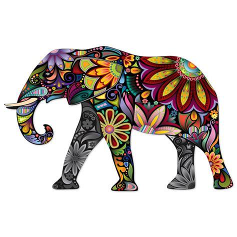 elephant wall sticker wall stickers indian elephant