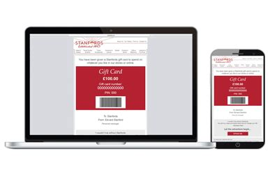 Where Can You Buy Stan Gift Cards - gift cards stanfords