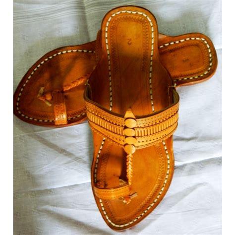 Kolhapuri Chappal For Men Model A003 Footwear Kolhapuri Chappals