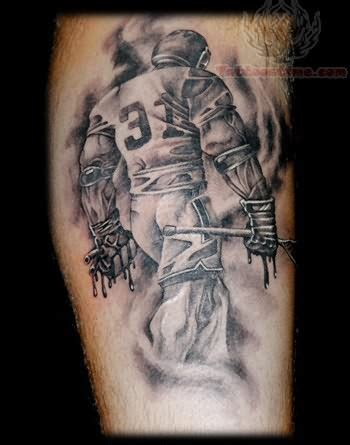 athletic tattoos designs sports images designs
