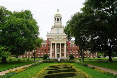 Cost Of Baylor Mba by Top Undergraduate Business Schools In 2017