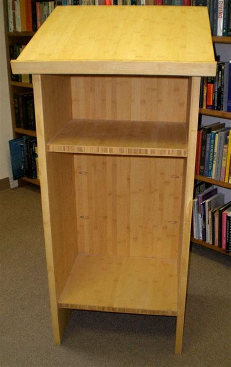 lectern woodworking plans lectern plans pdf woodworking