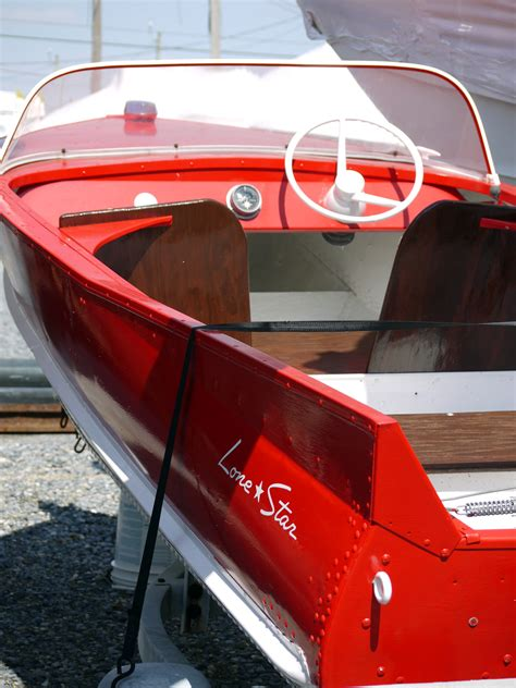 Aluminum Boat Floor Plans 50s lone star aluminum boat the incredible lightness of