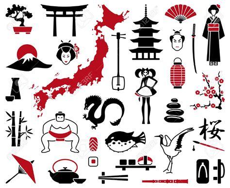 japan icons royalty  cliparts vectors  stock