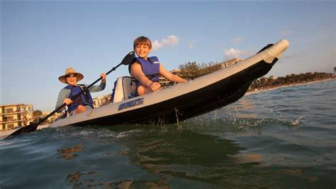 inflatable boats port jefferson ny sea eagle 385ft 3 person inflatable kayaks package prices