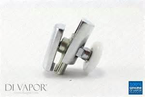 replacement rollers for shower doors bottom single wheel metal shower door runner 6mm to 8mm