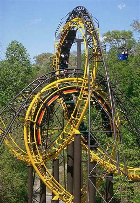 Busch Gardens Roller Coasters Va by Busch Gardens Williamsburg Loch Ness