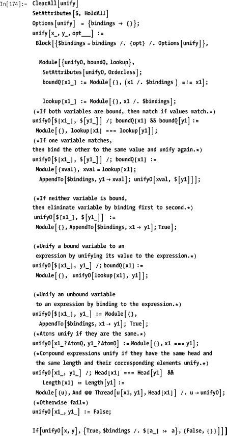 pattern test mathematica 4 patterns and rule based programming mathematica
