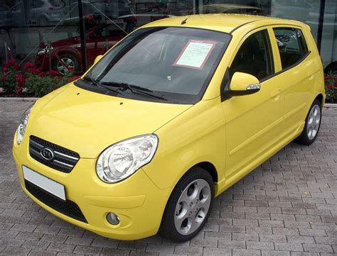 Kia Car Wiki Kia Picanto Simple The Free Encyclopedia
