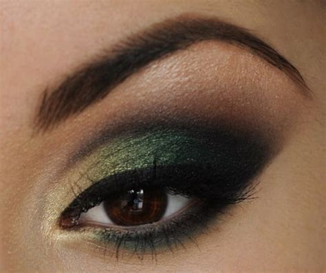 Eyeshadow Green 11 best makeup tips for brown style arena