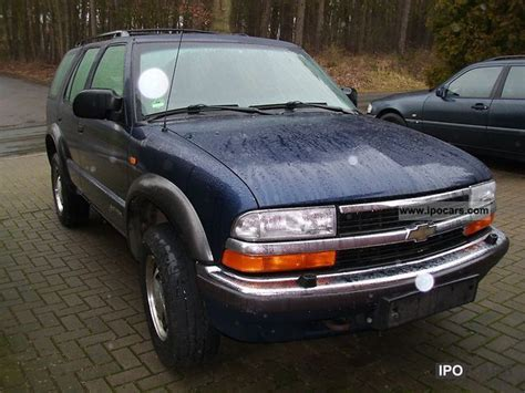 small engine maintenance and repair 1999 chevrolet blazer on board diagnostic system 1999 chevrolet blazer car photo and specs