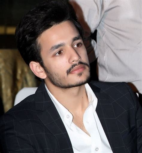akhil hair style akhil akkineni signs deal with leading soft drinks brand