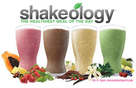shakeology 10 day challenge 10 day shakeology challenge operation fit