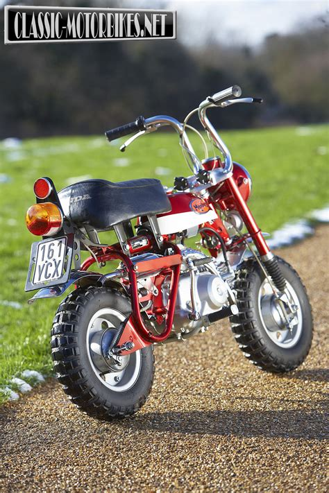 Monkey Bike by Honda Z50 Monkey Bike Road Test Classic Motorbikes