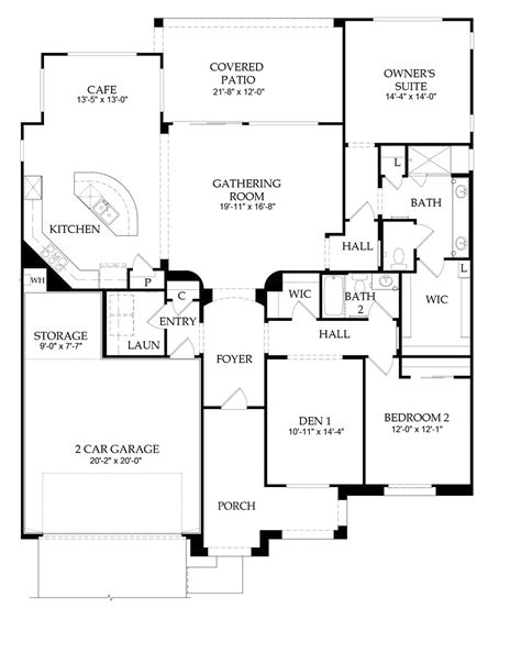 sun city west san simeon floor plan pursuit floor plan pursuit model