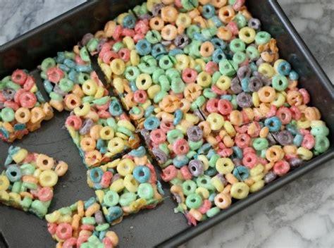 fruit loops fruit loop treats