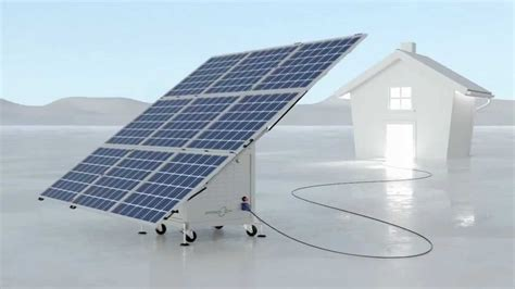 pannelli solari mobili ikube mobile solar energy