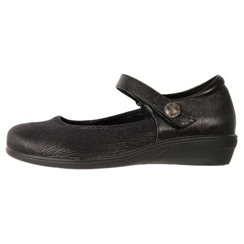 Comfortable Work Shoes For Wide by Vnl S Leather Orthotic Friendly Wide Comfort