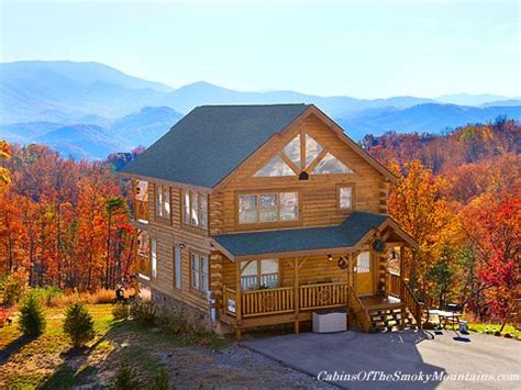 Gatlinburg Pigeon Forge Cabins Tomorrow S Memories Cabin In Crest Resort