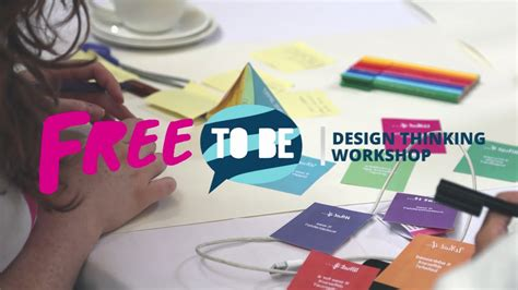 design thinking workshop youtube free to be design thinking workshop youtube