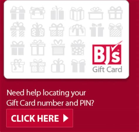 Bj S Wholesale Gift Card - check gift card balance bj s wholesale club