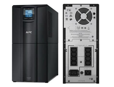 Apc Smart Ups 3000va Lcd 230v Smc3000i เคร องสำรองไฟ apc smart ups smc3000i 3000va 2100w lcd display line interactive ups