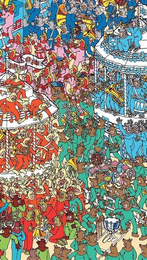 Advent Calendar Where Wally Read Our To Connect Where S Waldo And