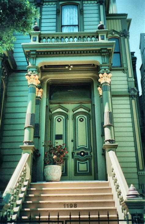 san francisco california william westerfeld house hist