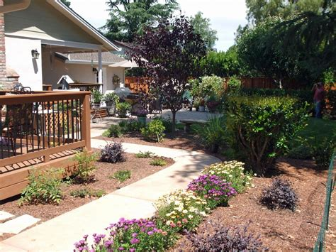 Landscape Design San Jose Landscaping Deck From Evergreen Landscape Concrete In