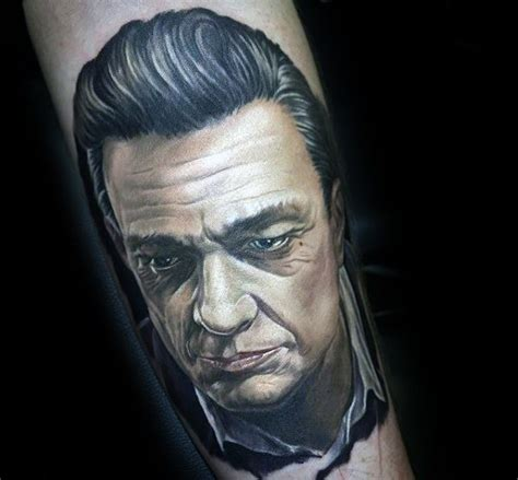 johnny tattoo hd 50 johnny cash tattoo designs for men musician ink ideas