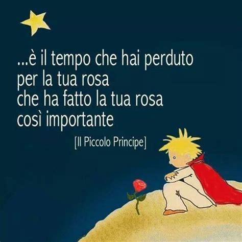 sei un piccolo fiore per me il piccolo principe frasi importanti