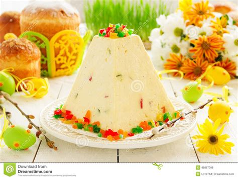 desserts made with cottage cheese traditional easter dessert made from cottage cheese stock