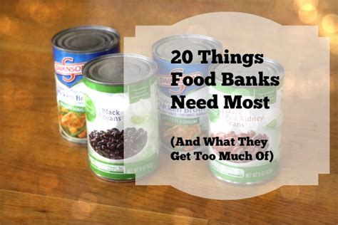 What To Donate To A Food Pantry by What You Should Really Be Donating To The Food Bank Not